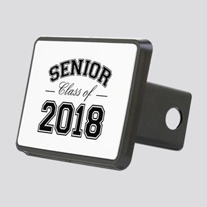 Class Of 2018 Senior Rectangular Hitch Cover