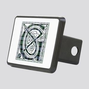Monogram -Gunn Rectangular Hitch Cover