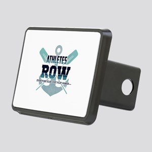 Athletes Row Everyone Else Rectangular Hitch Cover