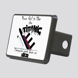 One Liners Hitch Covers - CafePress