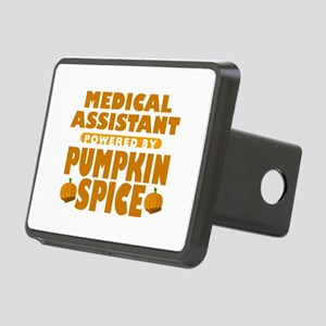 Medical Assistant Powered by Pumpkin Spice Rectang