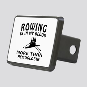 Rowing Designs Rectangular Hitch Cover