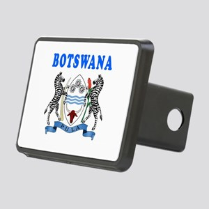 Botswana Coat Of Arms Designs Rectangular Hitch Co