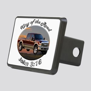 Ford F-250 Super Duty Rectangular Hitch Cover