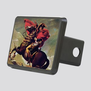 Napoleon On Horse Painting Hitch Cover