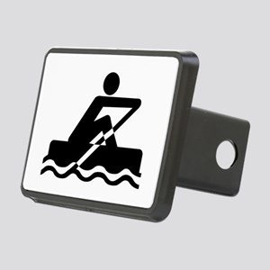 Rowing Rectangular Hitch Cover