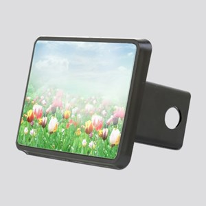Spring Meadow Hitch Cover