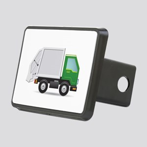 Garbage Truck Rectangular Hitch Cover