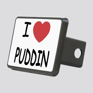 PUDDIN Rectangular Hitch Cover