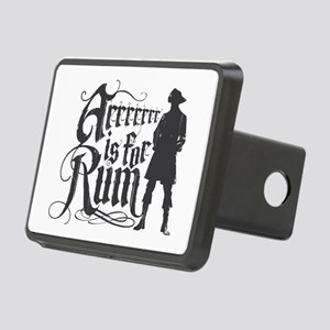 Arrrrrrr is for Rum Rectangular Hitch Cover