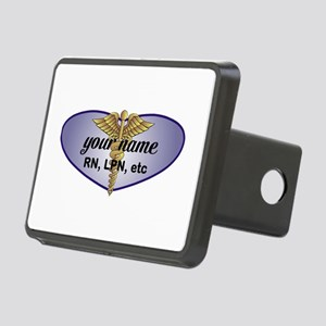 Personalized Nurse Hitch Cover