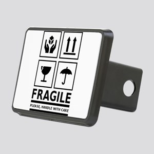 Fragile Please Handle With Care Hitch Cover