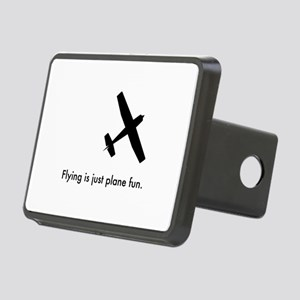 Plane Fun 1407044 Rectangular Hitch Cover