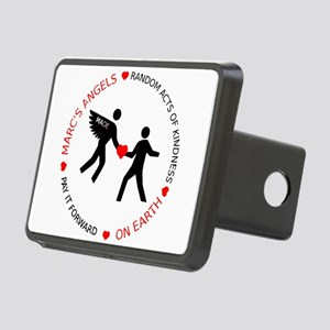 Official Logo Rectangular Hitch Cover