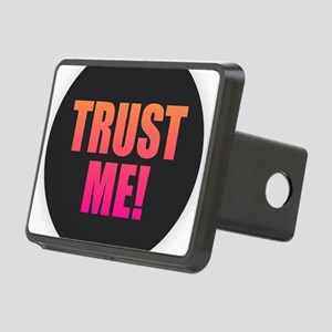 Trust Me Rectangular Hitch Cover