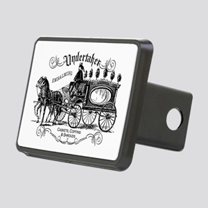 Undertaker Vintage Style Rectangular Hitch Cover