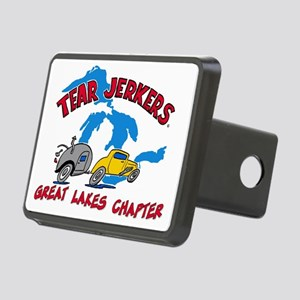 Great Lake TJ LARGE Logo - Rectangular Hitch Cover
