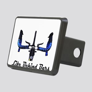 Life Behind Bars Rectangular Hitch Cover
