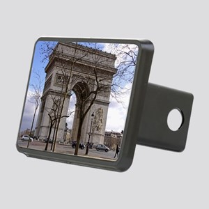 arc de triompheday Rectangular Hitch Cover