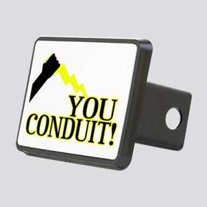 You Conduit Rectangular Hitch Cover
