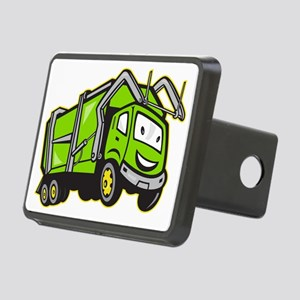 Rubbish Truck Rectangular Hitch Cover