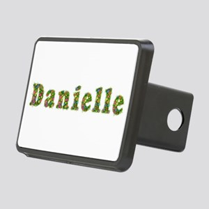 Danielle Floral Rectangular Hitch Cover