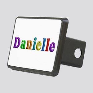 Danielle Shiny Colors Rectangular Hitch Cover