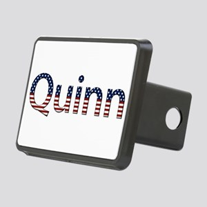 Quinn Stars and Stripes Rectangular Hitch Cover