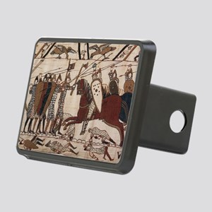 Bayeux Tapestry Hitch Cover