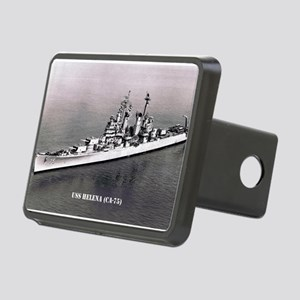 USS HELENA (CA-75) Rectangular Hitch Cover