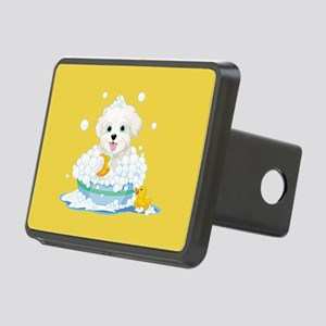 BATH TIME Rectangular Hitch Cover