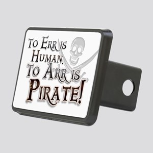 To Arr is Pirate! Funny Hitch Cover