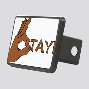 Otay! Rectangular Hitch Cover