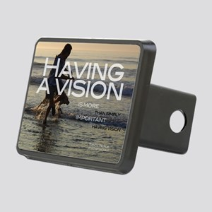 HavingAVisionT Rectangular Hitch Cover