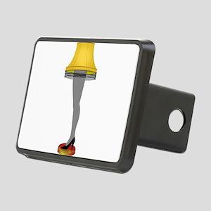 leg lamp Rectangular Hitch Cover