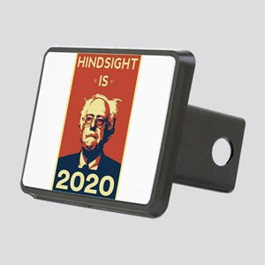 Bernie Sanders Hindsight i Rectangular Hitch Cover