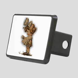 antique easter Rectangular Hitch Cover