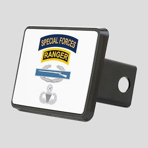 SF Ranger CIB Airborne Master Rectangular Hitch Co
