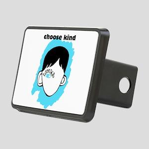 "WONDER ""choose kind"" Rectangular Hitch Cover"