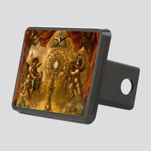 Allegory of the Eucharist Rectangular Hitch Cover