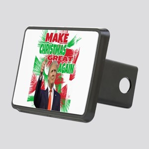 MAKE CHRISTMAS GREAT AGAIN Rectangular Hitch Cover