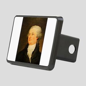 Founding Fathers: Alexander Hamilton Rectangular H