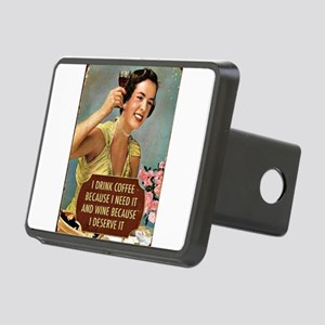 Drink Wine Hitch Cover