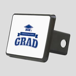 Congratulations Grad Rectangular Hitch Cover