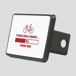 Cycling Skills Loading Rectangular Hitch Cover