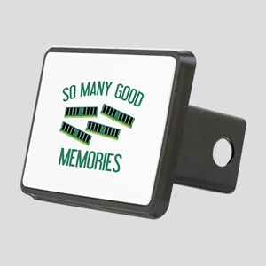 So Many Good Memories Rectangular Hitch Cover