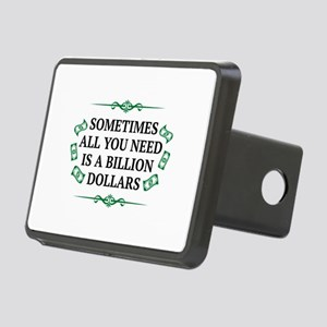 All You Need Rectangular Hitch Cover