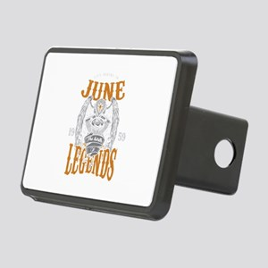 June The Birth Of Legends Rectangular Hitch Cover