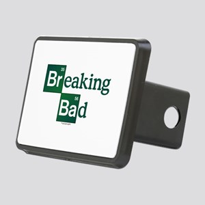 Breaking Bad Logo Rectangular Hitch Cover