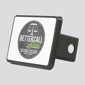Better Call Saul Rectangular Hitch Cover